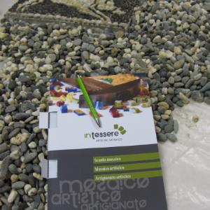 attivita editoriale arte del mosaico in tessere