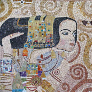 KLIMT-mosaico-moderno