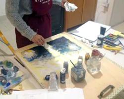 corso di mosaico maestri mosaicisti