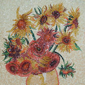 girasoli-vangogh-mosaico-moderno