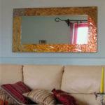 arredamento specchio a mosaico