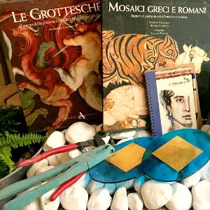associazione in tessere - arte del mosaico artistico