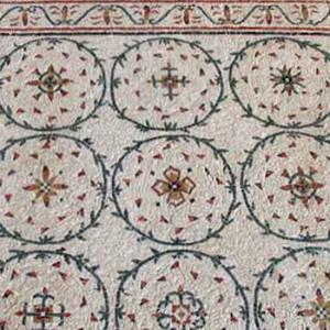 antico mosaico classico