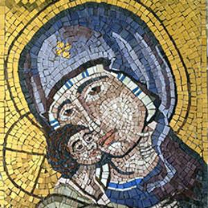 icona mosaico classico