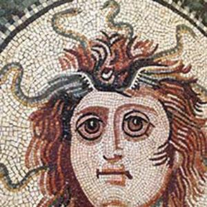 medusa mosaico classico