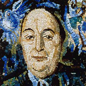 ritratto-neruda-mosaico-moderno