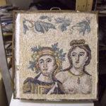 opera eseguita durante il corso di mosaico romano