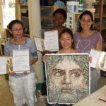 classe internazionale corso mosaico romano