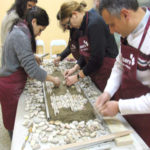 workshop mosaico a ciottoli