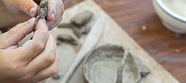corso di ceramica per bambini ed adulti In Tessere