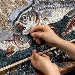 tecnica usata per il mosaico fai d ate