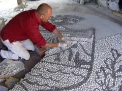 Luca Riggio ospite della scuola d'arte IN TESSERE …